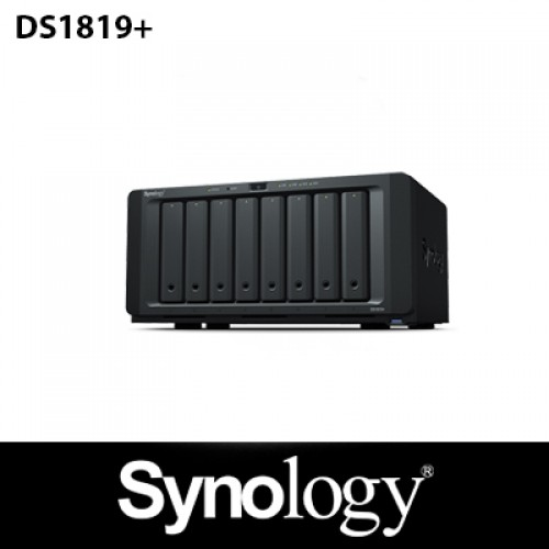 Synology DS1819+ 8Bay NAS