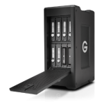 G-Speed Shuttle XL Thunderbolt 3 with ev Series Bay 72TB HIT-0G05959
