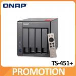 QNAP TS-451+ 2G/8G 4BAY TOWER NAS