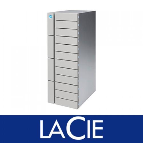 LaCie 48TB / 72TB / 96TB / 120TB12Big RAID Thunderbolt3 & USB Type C - Enterprise Class
