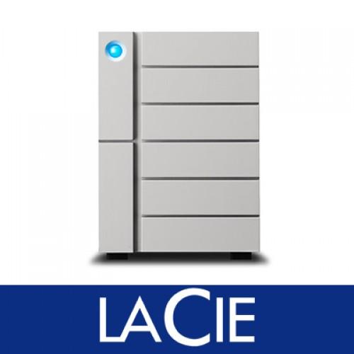 LaCie 24TB / 36TB / 48TB / 60TB 6Big RAID Thunderbolt3 & USB Type C - Enterprise Class