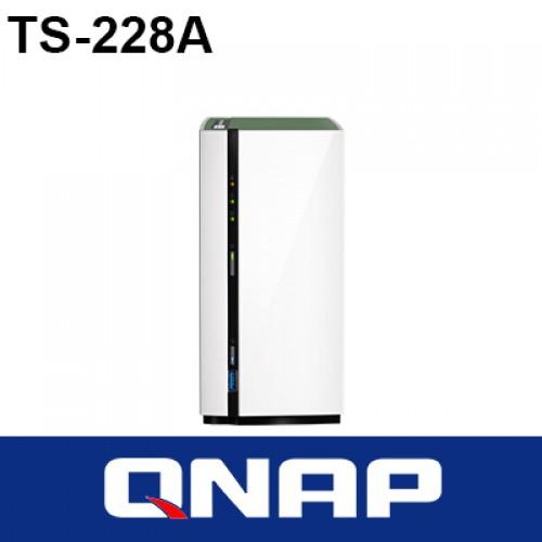QNAP TS-228A 2BAY NAS