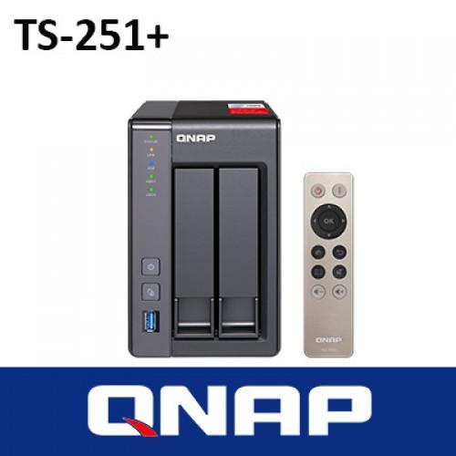 QNAP TS-251+ 2BAY TOWER NAS
