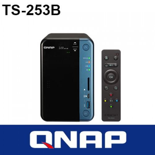 QNAP TS-253B 2Bay Tower NAS