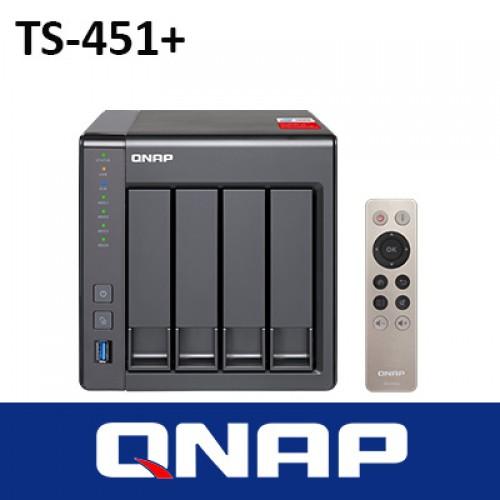 QNAP TS-451+ 4BAY TOWER NAS