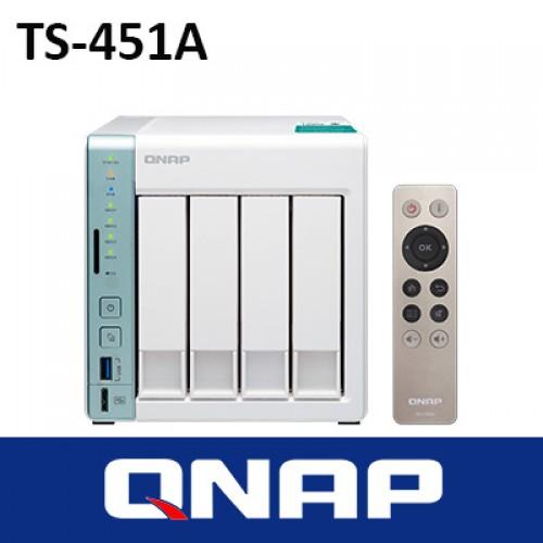 QNAP TS-451A 4BAY TOWER NAS