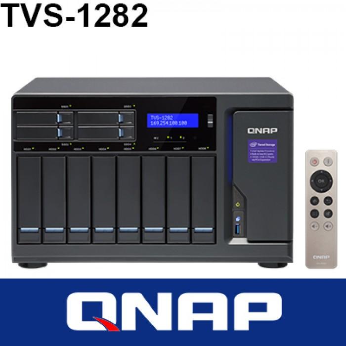 QNAP TVS-1282 12Bay Tower NAS