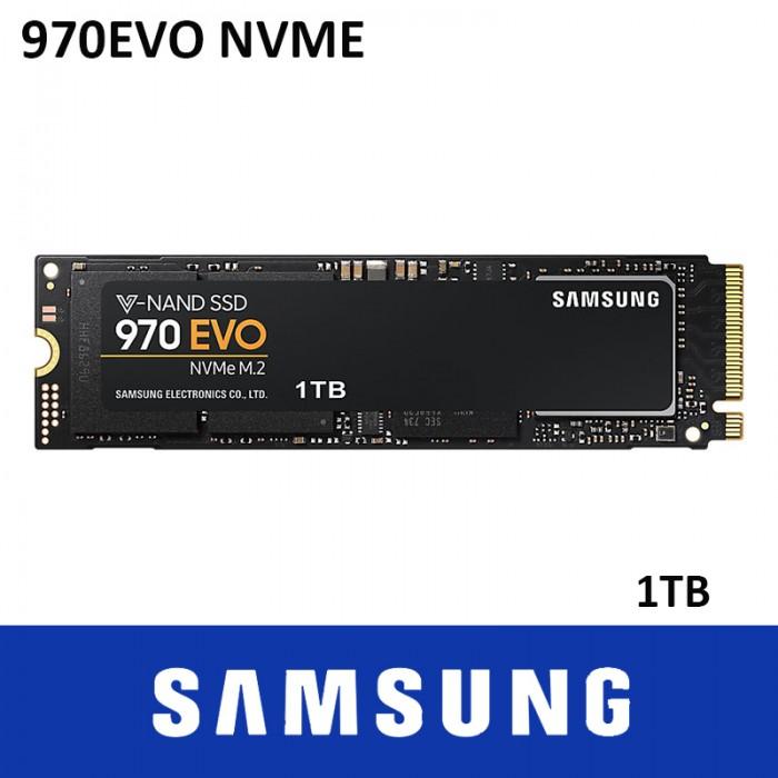 Samsung 970 Evo 1tb Nvme M 2 Ssd 5years Local Singapore Warranty
