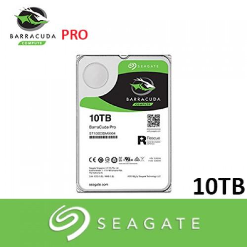 Seagate 10TB BarraCuda® Pro Desktop Hard Disk