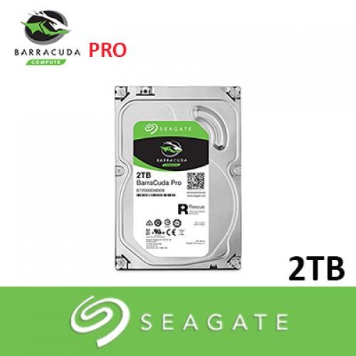 Seagate 2TB BarraCuda® Pro Desktop Hard Disk