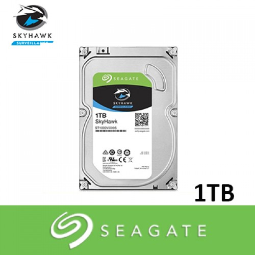 Seagate 1TB SkyHawk Surveillance Hard Drives