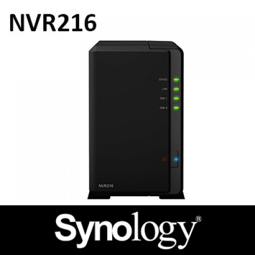 Synology NVR216 9CH