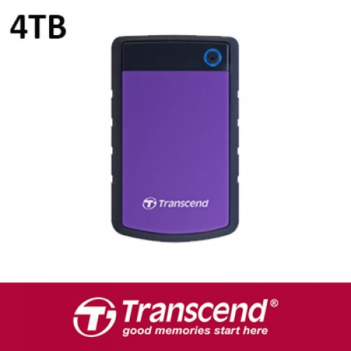 Transcend 4TB USB3.0 Portable Hard Disk