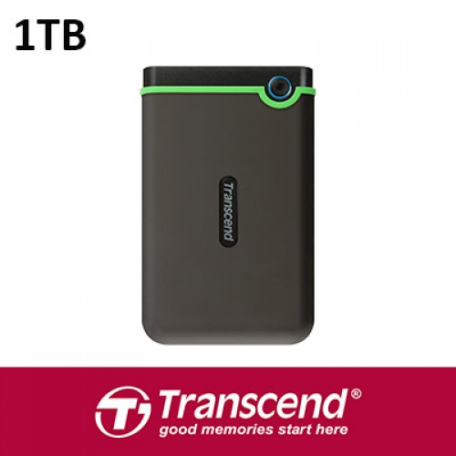 Transcend 1TB USB3.0 Portable Hard Disk