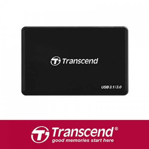Transcend TS-RDF9K2 USB3.1 Card Reader