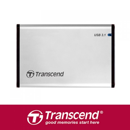 Transcend TS0GSJ25S3 USB3.0 HDD/SSD Enclosure