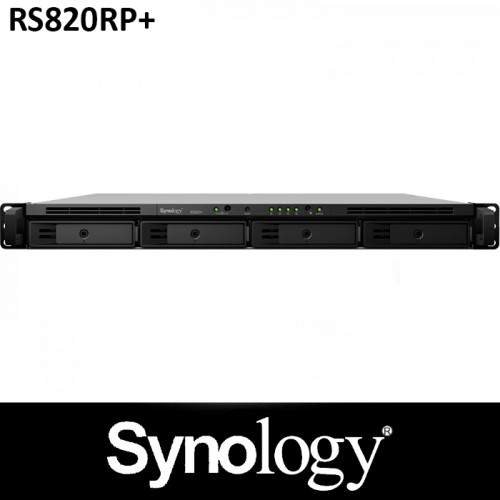 Synology RackStation RS820RP+