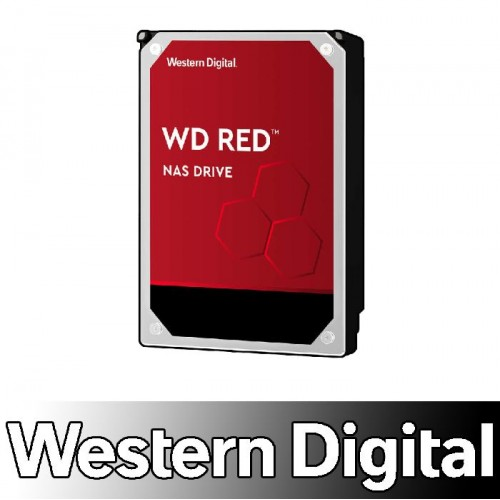 Western Digital RED 10TB / 8TB / 6TB / 4TB / 3TB / 2TB / 1TB. Designed and Optimized for NAS Compatibility