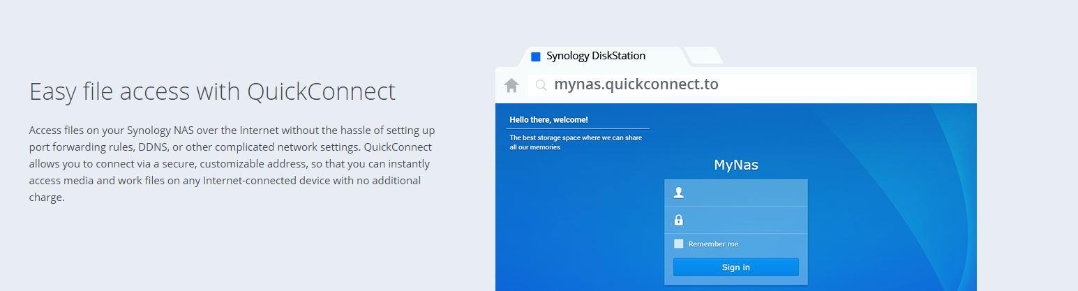 Synology DS218+ 2GB RAM 2Bay NAS 2Years Warranty